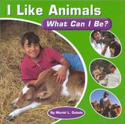 Cover of: I Like Animals