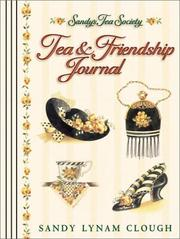 Cover of: Tea and Friendship Journal