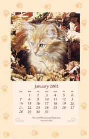 Cover of: Amber's 1st Autumn Calendar 2002
