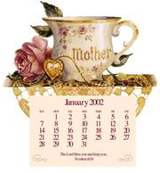 Cover of: Mother Calendar 2002 (Teacup)