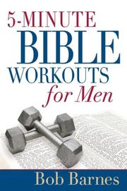 Cover of: 5-Minute Bible Workouts for Men