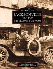 Cover of: Jacksonville (Images of America: Illinois)
