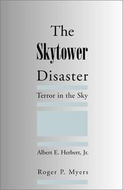 Cover of: The Skytower Disaster