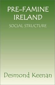 Cover of: Pre-Famine Ireland