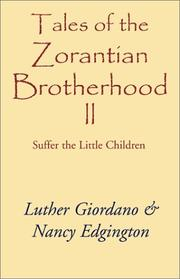 Cover of: Tales of the Zorantian Brotherhood II (Tales of the Zorantian Brotherhood)