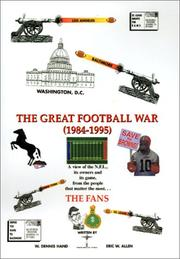 Cover of: The Great Football War