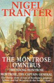 Cover of: The Montrose Omnibus: The Young Montrose and Montrose