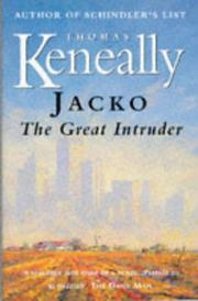 Cover of: Jacko the Great Intruder