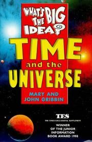 Cover of: Time and the Universe (Whats the Big Idea)