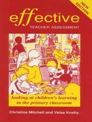 Cover of: Effective Teacher Assessment