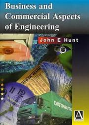 Cover of: Business and Commercial Aspects of Engineering