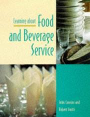 Cover of: Learning About Food and Beverage Service