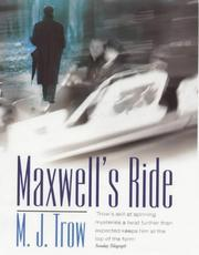 Cover of: Maxwell's Ride