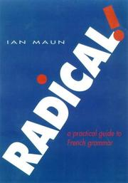 Cover of: Radical! (Concise Grammar)