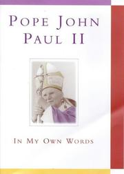Cover of: Pope John Paul II: a reader