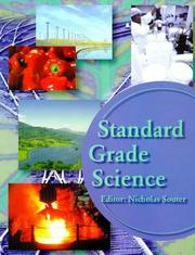 Cover of: Standard Grade Science