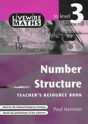 Cover of: Number Structure to Level 3 (Livewire Maths)