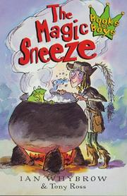 Cover of: The Magic Sneeze (Books for Boys)