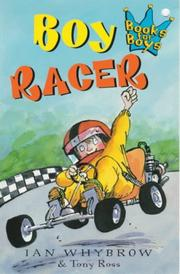 Cover of: Boy Racer (Books for Boys)