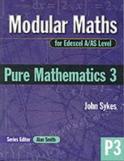 Cover of: Pure Mathematics (Modular Maths for Edexcel A/AS Level)