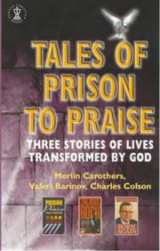Cover of: Tales of Prison to Praise