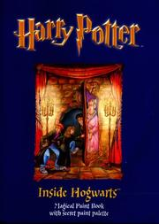 Cover of: Inside Hogwarts