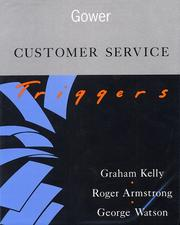 Cover of: Customer Service Triggers