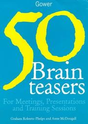 Cover of: 50 Brain-Teasers