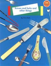 Cover of: Knives and Forks and Other Things (Longman Book Project)