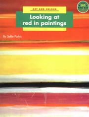 Cover of: Looking at Red in Paintings Art and Colour (Longman Book Project)