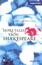 Cover of: More Tales from Shakespeare