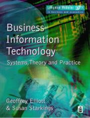 Cover of: Business Information Technology Systems, Theory and Practice (Longman Modular Texts in Business & Economics)