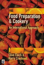 Cover of: Food Preparation & Cookery