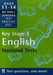 Cover of: English (Longman Exam Practice Kits)