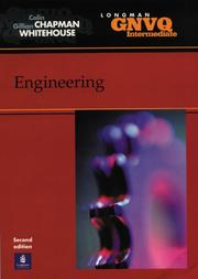 Cover of: Engineering (Longman GNVQ Intermediate)