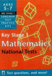 Cover of: Mathematics (Longman Test Practice Kits)