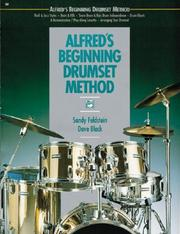 Cover of: Alfred's Beginning Drumset Method