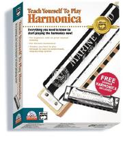 Cover of: Alfred's Teach Yourself to Play Harmonica