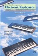 Cover of: Alfred's Basic Chord Approach to Electronic Keyboards, Lesson Book 3