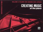 Cover of: Creating Music at the Piano Lesson Book