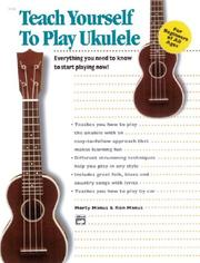Cover of: Teach Yourself to Play Ukulele