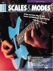 Cover of: Tab Licks, Scales & Modes for Guitar