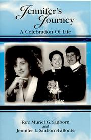 Cover of: Jennifer's Journey A Celebration Of Life