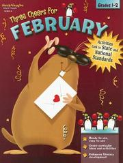 Cover of: Three Cheers for February  Grades 1&2 (Three Cheers)