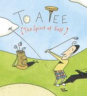Cover of: To A Tee