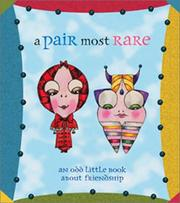 Cover of: A Pair Most Rare