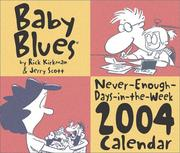 Cover of: Baby Blues 2004 Day-To-Day Calendar