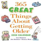 Cover of: 365 Great Things About Getting Older