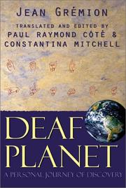 Cover of: Deaf Planet