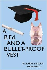 Cover of: A B.Ed and A Bullet Proof Vest